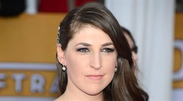 Actress Mayim Bialik attends the 19th Annual Screen Actors Guild Awards at The Shrine Auditorium on January 27, 2013 in Los Angeles, California.  (Photo by Jason Kempin/Getty Images) By Jason Kempin