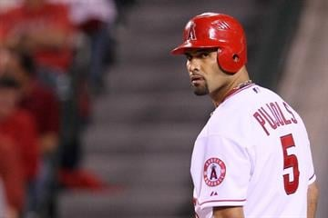 Albert Pujols   (Photo by Jeff Gross/Getty Images) By Jeff Gross