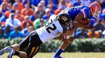 Mizzou's first game against Florida as a member of the SEC did not go as planned. The Tigers lost 14-7 By Sam Greenwood