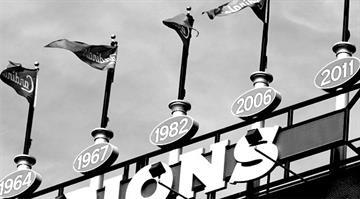 Busch Stadium By Bryce Moore