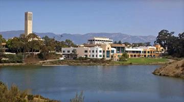 University of California, Santa Barbara By Brendan Marks