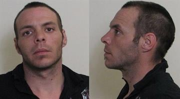 Raymond Fischer, 31, was charged with unlawful possession of a controlled substance and unlawful possession of drug paraphernalia. By Elizabeth Eisele