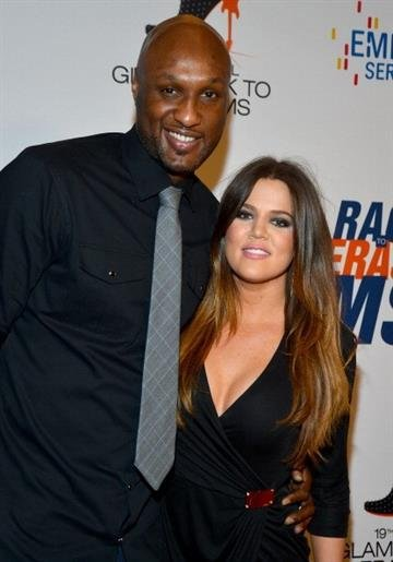 Is Lamar Odom on drugs? By Frazer Harrison