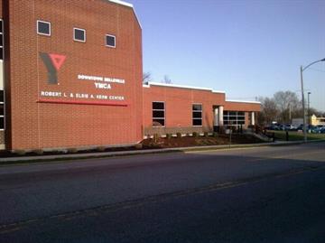 YMCA in Belleville By Lakisha Jackson