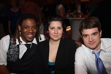 Dwight Carter, Rachel McCalla, Nick Phillips By Afton Spriggs