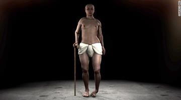 """A new """"virtual autopsy"""" gives the clearest picture yet of what King Tut may have looked like. By Stephanie Baumer"""