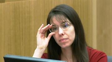 Jodi Arias is in Maricopa County Superior Court in Phoenix on January 15, 2013 By Stephanie Baumer