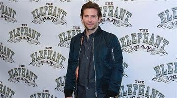 """NEW YORK, NY - OCTOBER 21:  Bradley Cooper attends """"The Elephant Man"""" Broadway Cast Photo Call at Sardi's on October 21, 2014 in New York City.  (Photo by Rob Kim/Getty Images) By Rob Kim"""