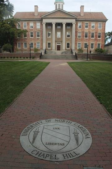 Various file shots of the University of North Carolina campus in Chapel Hill, North Carolina on September 26, 2013. By Brian Rokus