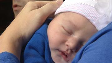 Baby Ali Hetherington By KCTV