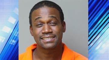 Phillip Goodwin, 37, is accused of robbing 18 gas stations throughout the St. Louis area. By Stephanie Baumer