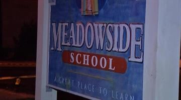 The girl was banned from the Meadowside School amid Ebola fears. By Stephanie Baumer