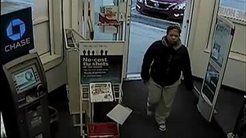 Atlanta police are looking for this woman who they say robbed three businesses. By Stephanie Baumer