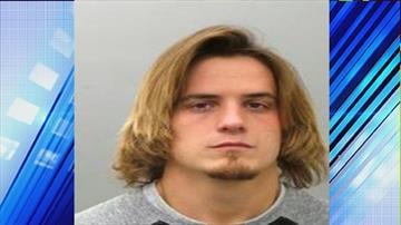 Timothy Church is charged with trespassing By Daniel Fredman