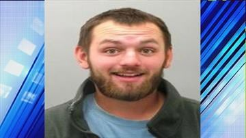 Brandon Travis is charged with trespassing By Daniel Fredman