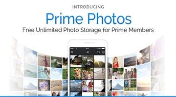 Amazon recently unveiled Prime Photos, which lets you automatically backup all your photos and videos to Amazon's Cloud Drive. By Stephanie Baumer