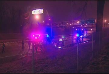 I-70 at West Florissant By KMOV Web Producer