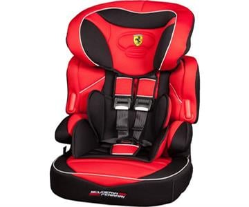 """The Ferrari Beline SP recieved a """"good bet"""" rating when used in its high-back mode. By KMOV Staff"""