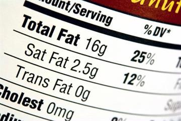 Nutrition Label By Samuel Kessler