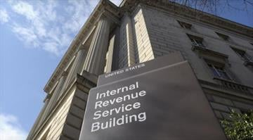 This photo taken March 22, 2013, shows the exterior of the Internal Revenue Service (IRS) building in Washington. / AP PHOTO/SUSAN WALSH By Belo Content KMOV