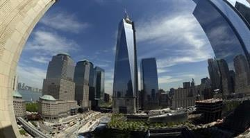 One World Trade Center deemed nation's tallest building.  A panel of experts decides that a 408-foot-tall, rooftop needle should count as part of the structure's total height. By Carlos Otero