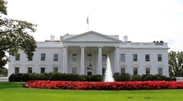 The White House grounds on September 28, 2012. By Brian Yaklyvich