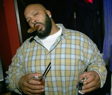 LAS VEGAS - FEBRUARY 17:  Music producer Suge Knight attends the Belvedere Ultra Lounge Day 4 At Club OPM  on February 17, 2007 in Las Vegas, Nevada.  (Photo by Chad Buchanan/Getty Images for Moet USA) By Chad Buchanan