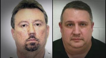 The deputy, Marty Rainey, 51, Sullivan, and his friend, Jonathan Pohlmann, 46, Owensville, are accused of having several sexual encounters with a victim. By Adam McDonald