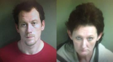 John Wayne (right) and Tina Bean (left) are facing charges after the Franklin County Narcotics Enforcement Unit targeted a home Thursday afternoon. By Stephanie Baumer