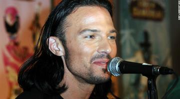 "Actor Ricardo Medina Jr., seen here at a 2012 fan convention, appeared in ""Power Rangers Samurai."" By Adam McDonald"