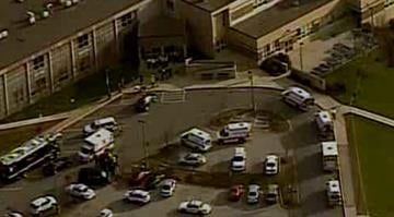 At least 20 students were injured Wednesday morning in a stabbing incident at Franklin Regional Senior High School in the Pittsburgh area, said Dan Stevens, an emergency management agency spokesman. By Brendan Marks