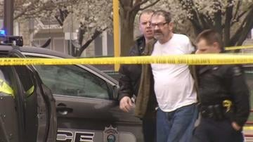 Glenn Frazier Cross, 73, was arrested at 1:28 p.m. He is being held by Overland Park police on multiple charges including premeditated first-degree murder, according to online jail records. By Bryce Moore