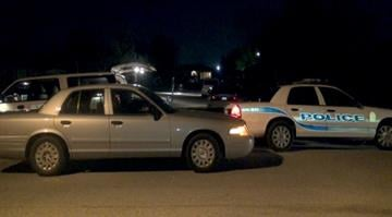 An officer is on administrative leave after he shot a suspect who threatened police in St. Charles Wednesday evening. By Brendan Marks