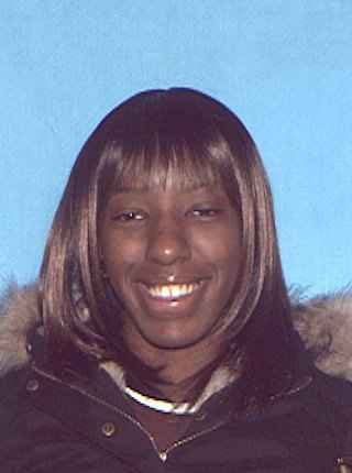The missing child's mother, Britney Coney