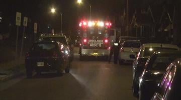 According to police, an 18-year-old was shot in the leg in the 5900 block of Ferris Ave. around 12:45 a.m. He was taken to the hospital in unknown condition. By Brendan Marks