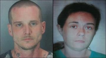 Brian Edward Smith (left) was charged Thursday with second-degree murder in the death of 34-year-old Heather Beckley. By Brendan Marks