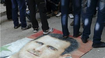 Among the few virtual certainties of 2013 is the ongoing anguish of Syria and the decline of its president, Bashar al-Assad. By Brendan Marks