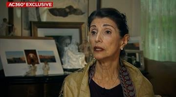 Diane Foley, the mother of James Foley, an American journalist beheaded by ISIS militants, appeared on CNN's Anderson Cooper to talk about how the U.S. government dealt with her son's case. By Stephanie Baumer