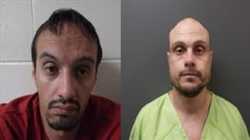 Shawn Green and Thomas York both face 2nd degree murder charges in the death of Robert Willhite of Swedeborg.  Police said they then stole rifles from his home. By Daniel Fredman