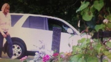 Middletown Police Department released the following photos of the theft. By Stephanie Baumer