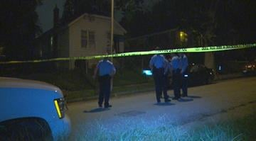 According to police, the infant and his 23-year-old father were shot in the 600 block of Emma around 10:00 p.m. By Stephanie Baumer