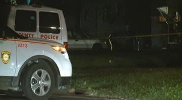 Police say the baby was rushed to the hospital after being found unresponsive in the 10000 block of Lorde around 12:45 a.m. Authorities say the baby died at the hospital. By Stephanie Baumer