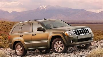The 2008 Jeep Grand Cherokee is among the several models recalled by Chrysler. By Stephanie Baumer