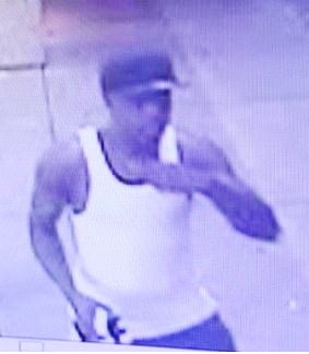 Anyone who can identify the suspect is asked call Crimestoppers at 1-866-371-TIPS (8477). By Stephanie Baumer