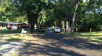 The 70-year-old victim told News 4 she was putting her 2-year-old great grandbaby in his car, in front of her own home on Midwood Avenue, when a man came behind her and demanded her keys. By Stephanie Baumer