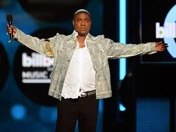 LAS VEGAS, NV - MAY 19:  Actor/comedian Tracy Morgan hosts the 2013 Billboard Music Awards at the MGM Grand Garden Arena on May 19, 2013 in Las Vegas, Nevada.  (Photo by Ethan Miller/Getty Images) By Ethan Miller