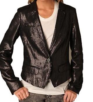 Free People sequin blazer  Retail $168, Sale $60 By Lakisha Jackson