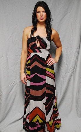 Jenny Han ZigZag Maxi Dress : Org Retail Price: $215, Sale Price: $89 By Lakisha Jackson