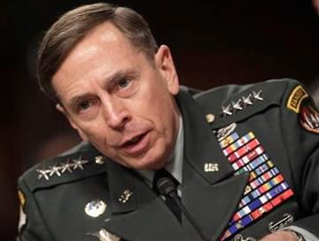 Gen. David Petraeus, commander of U.S. and NATO forces in Afghanistan, testifies on Capitol Hill in Washington, Tuesday, March 15, 2011, before the Senate Armed Services Committee hearing on the situation in Afghanistan.  (AP Photo) By KMOV Web Producer