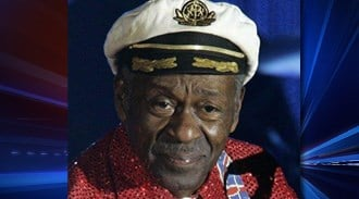 Chuck Berry By Afton Spriggs